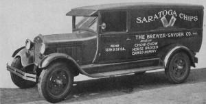 Saratoga Chip Truck